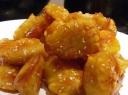Kiniški karameliniai obuoliukai su sezamais