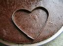 Šokoladinės širdelės