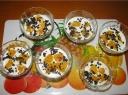Gaivus grietinėlės desertas
