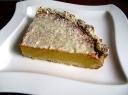 Moliūgų - varškės pyragas